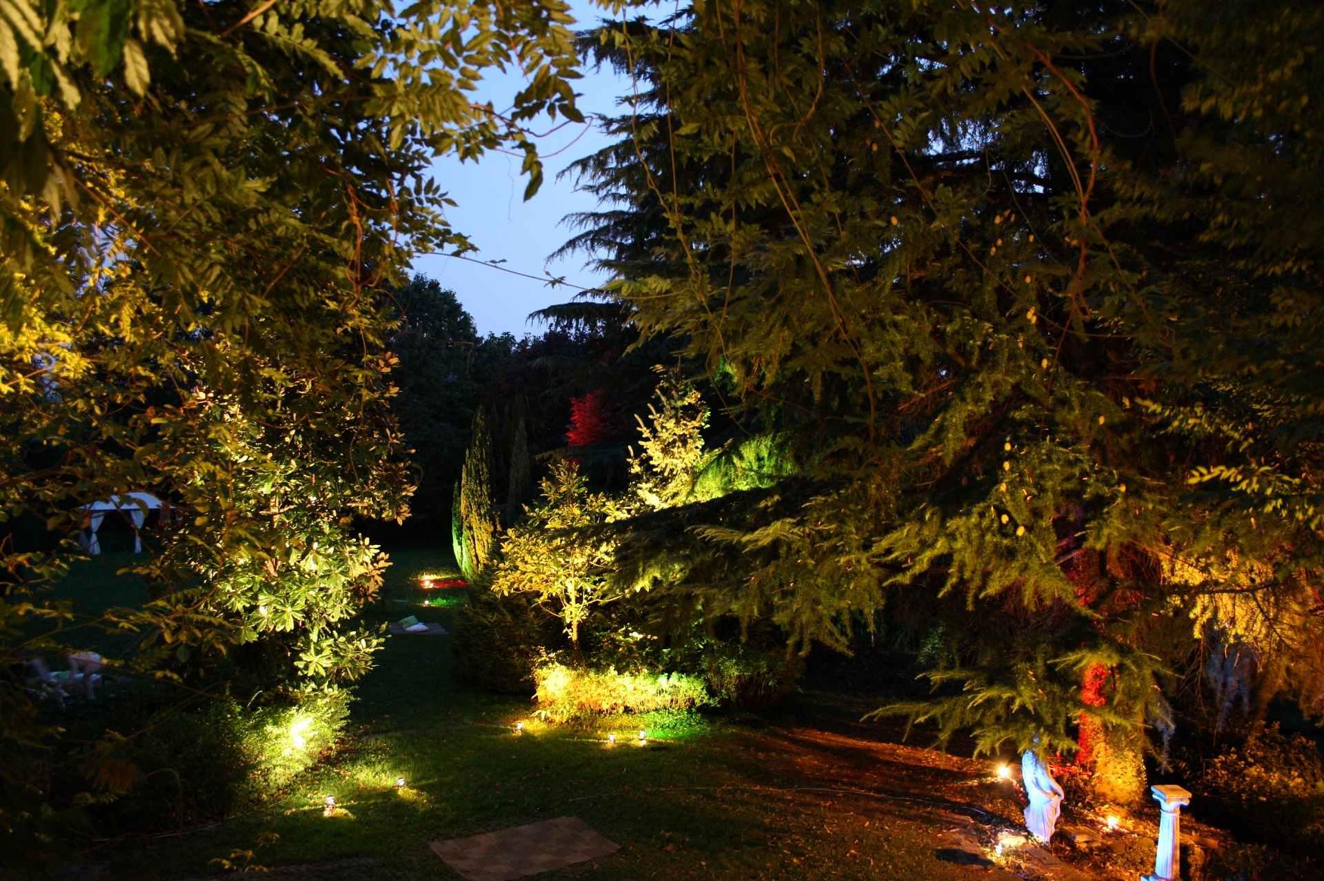 Location per matrimoni con giardino tra Milano e Bergamo