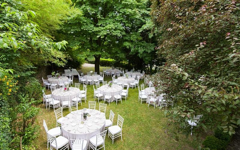 Presentazione della location Villa Teodolinda a Villa d\'Adda ...