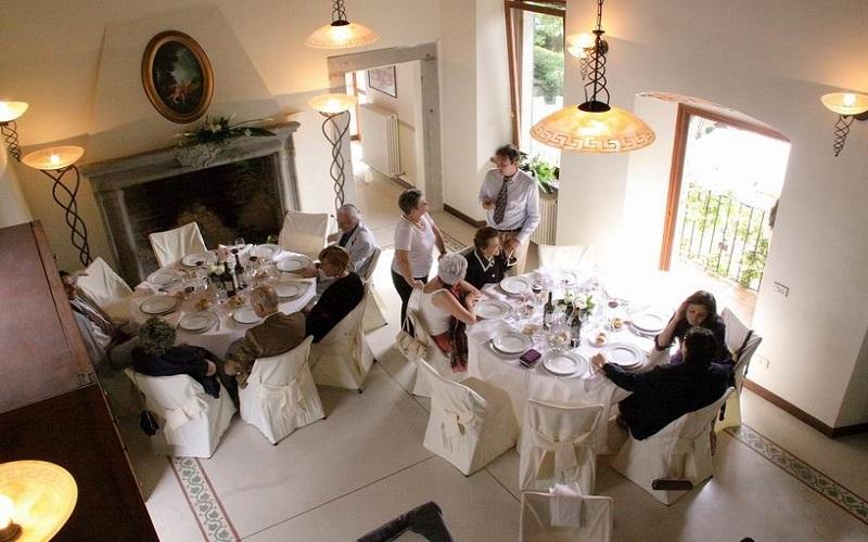 Presentazione della location Villa Teodolinda a Villa d\'Adda Bergamo